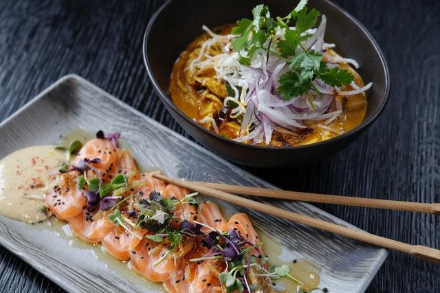 Азиатската кухня – тайната на младостта и дълголетието
