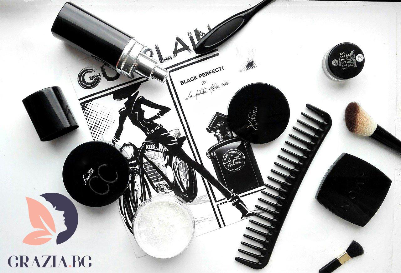 Grazia.bg ни предоставят възможността да се снабдим с невероятни парфюми и прекрасна козметика