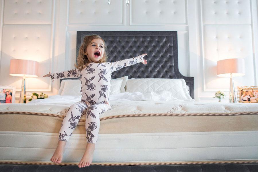 Как да изберете подходящия матрак за вашето легло?